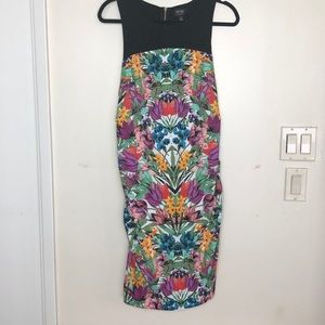 Nicole by Nicole Miller Dress 12 Black and colors